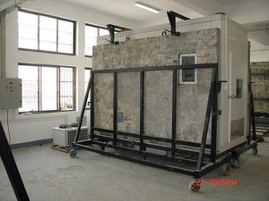 外墙外保温系统耐候性能检测设备