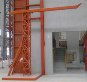 建筑幕墙耐撞击性能检测设备